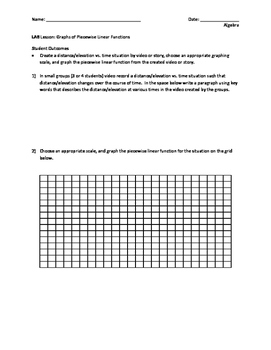 Graphs of Piecewise Linear Functions in the Real World