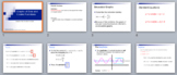 Graphs of Sine & Cosine Functions-Amplitude & Period -PowerPoint, Notes&Examples