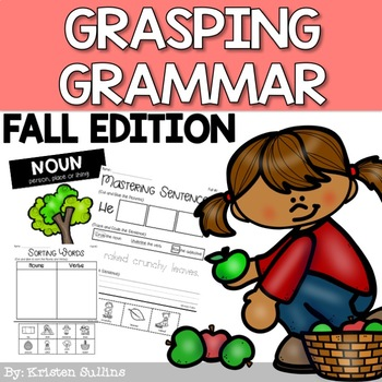 Grasping Grammar: Fall Edition