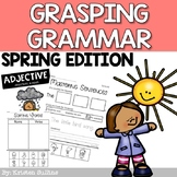 Nouns, Verbs and Adjectives- Spring Edition