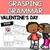 Nouns, Verbs and Adjectives- Valentine's Day Edition