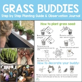 Grass Buddies - Step by Step Planting Guide & Observational Journal