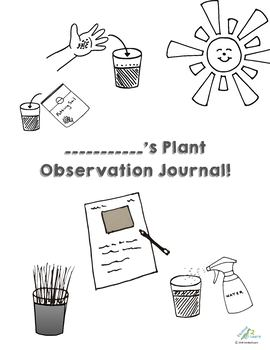 Grass Buddies - Step by Step Planting Guide & Obs. Journal (Distance Learning)