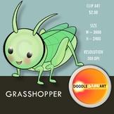 Grasshopper Clip Art