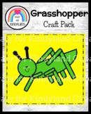 Grasshopper Craft (Bugs, Insects)