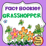 Grasshopper Facts Booklet