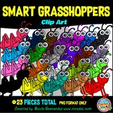 Grasshoppers Clip Art for Teachers