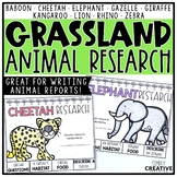 Grassland Animal Research Project