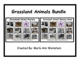 Grassland Animals Bundle