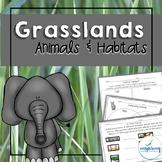 Grassland Animals and Habitat Unit