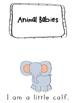 Grassland Baby Animals Shared Reader, 2 Emergent Readers and Picture Cards