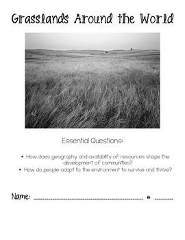 Grasslands Around the World