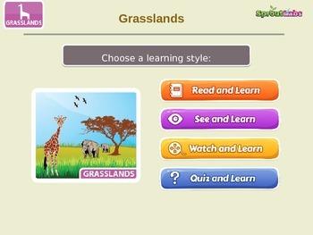 Grasslands Ecosystems Free Version