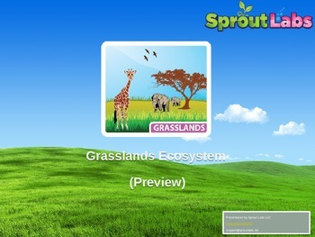 Grasslands Ecosystems Free Version