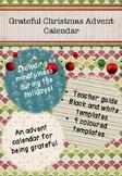 Grateful Christmas Advent Calendar
