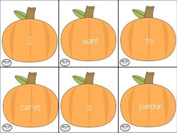 Grateful Grammar!  Fall/Thanksgiving Themed Grammar Unit