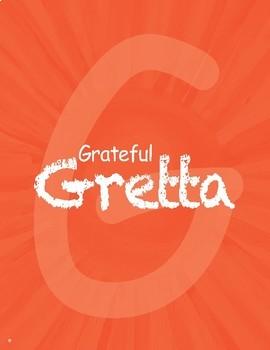Grateful Gretta - Gratitude