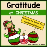 Christmas Activities, Gratitude Journal and Informative Writing