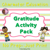 Gratitude Activity Pack