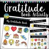 Gratitude Book Activity