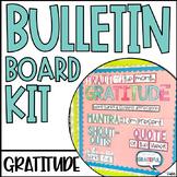 Gratitude Bulletin Board Kit | Social Emotional Learning | Character Education