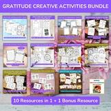 Gratitude Creative Activities Bundle