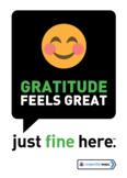 Gratitude Feels Great