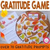 Gratitude Game- Conversation Starter Activity