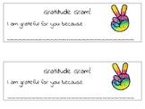 Gratitude Gram