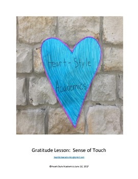 Gratitude Guided Meditation (touch)