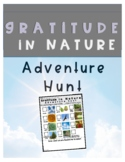 Gratitude Lesson With a Nature Scavenger Hunt Printable