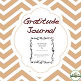 Gratitude Journal Writing