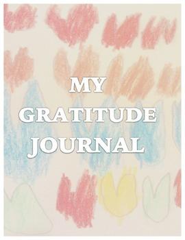 Gratitude List and Journal