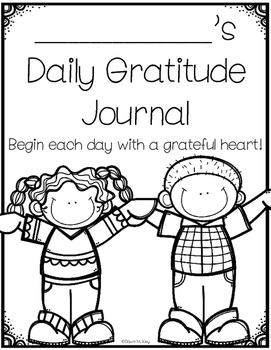 Gratitude Journal Freebie
