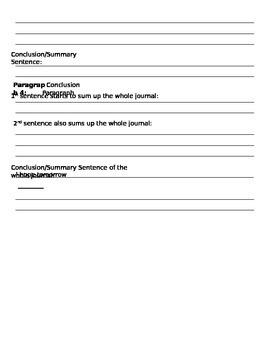 Gratitude Journal 4 paragraphs