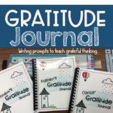 Gratitude Journal-  Encouraging Thankfulness and Grateful Thinking