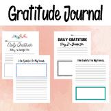 Gratitude Journal For Kids - I am Grateful for , I am Grat