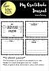 Gratitude Journal - Lower + Upper Primary BUNDLE