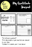 Gratitude Journal - Lower + Upper Primary BUNDLE