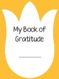 Gratitude Journal / Positive Education