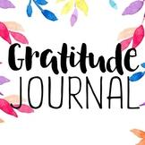 Gratitude Journal Templates for Positive Attitudes