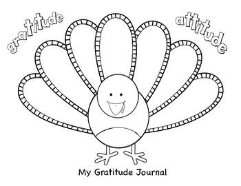 Gratitude Journal: Thanksgiving