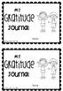 Gratitude Journal - Upper Primary