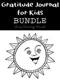 Gratitude Journal for Kids (GROWING BUNDLE!)