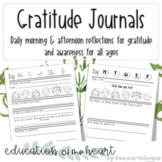 Digital Gratitude Journals: Daily Reflections for Gratitude and Awareness