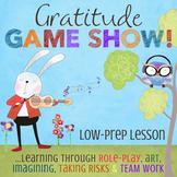 Gratitude: School Counseling Lesson on Coping Skills, Wellness & Thankfulness