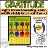 Gratitude Lesson Google Slides™ for Distance Learning with
