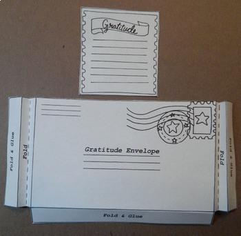 Gratitude Mail