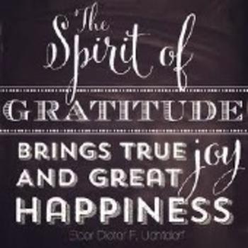 Gratitude Quotes To Spark Gratitude Journals