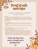 Gratitude Stones Lesson/Project
